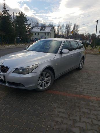 BMW e61 2.5d 177km Możliwa zamiana