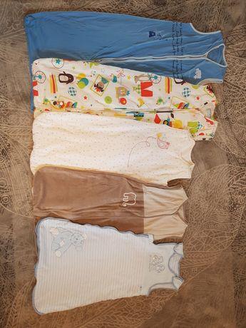Śpiworek do spania dla dzieci Grobag Ikea Slubersac różne rozmiary