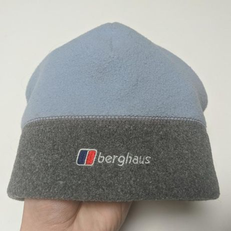 Berghaus спортивная трекиновая шапка флисовая