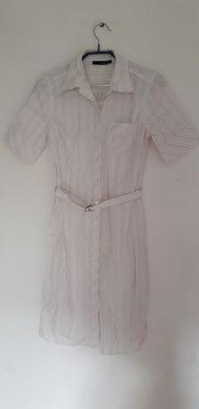Плотное хб платье размер 38-40