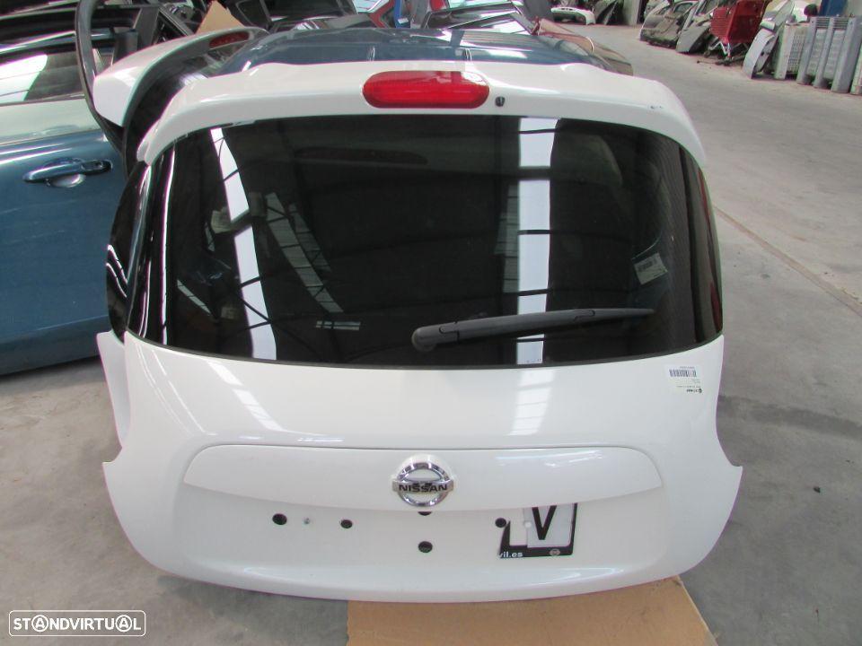 Tampa da mala Nissan Juke do ano 2010