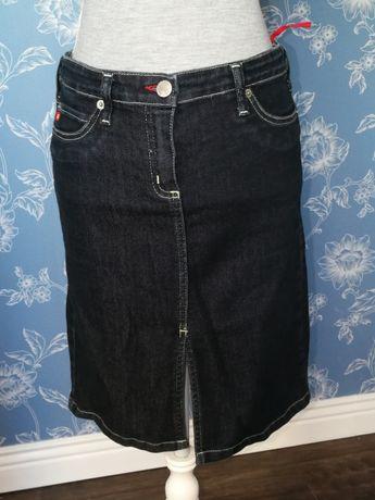 Spódnica jeansowa w rozmiarze S