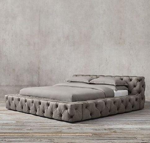 Кровать Dario Для Матраса 200х200см