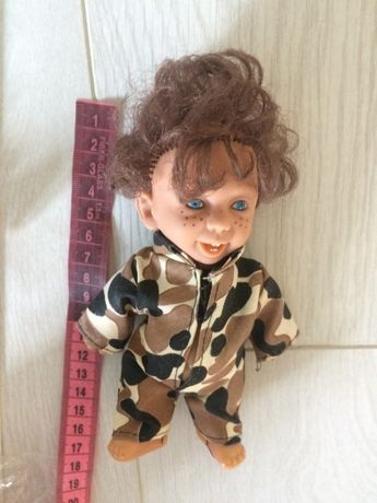 Мальчик фигурка куколка