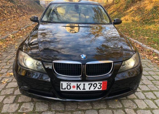 BMW 320 из Европы