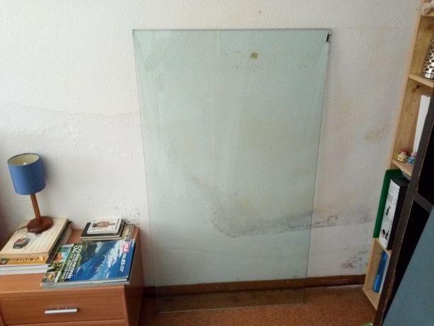 mesa de secretária de vidro