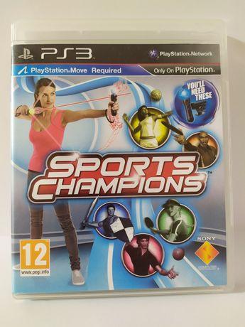 Sports Champions Игра на PS3