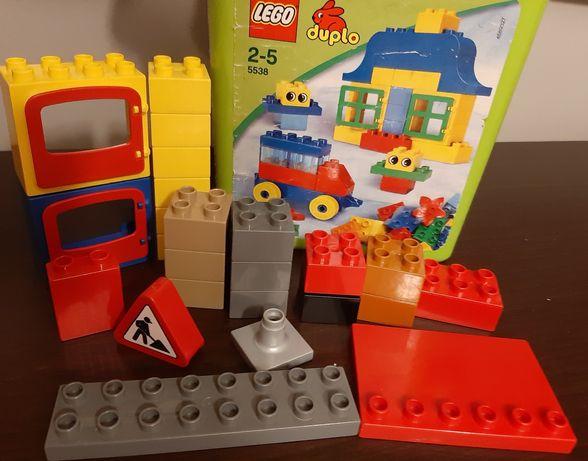 Lego duplo Zestaw 5538