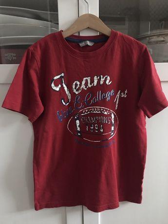 Lindex t-shirt r. 128 jak nowy