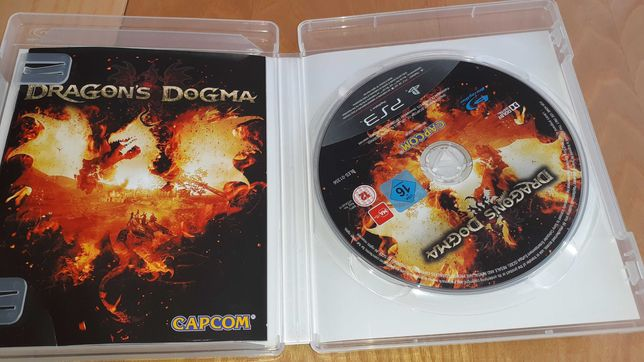 Gra PlayStation 3 DRAGON'S DOGMA