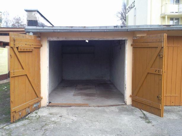 Garaż murowany, Kozietulskiego 13