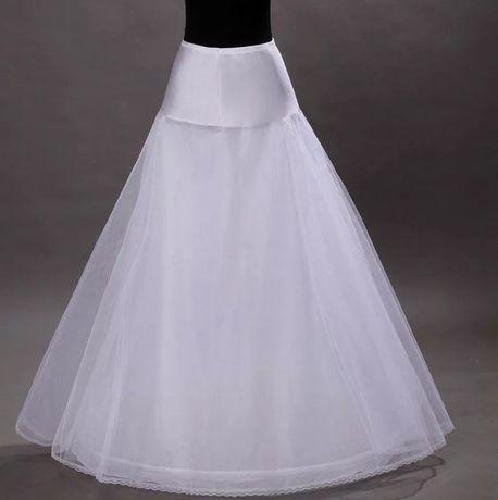Кринолин, подьюбник для платья А-силуэта, кольца под платье.