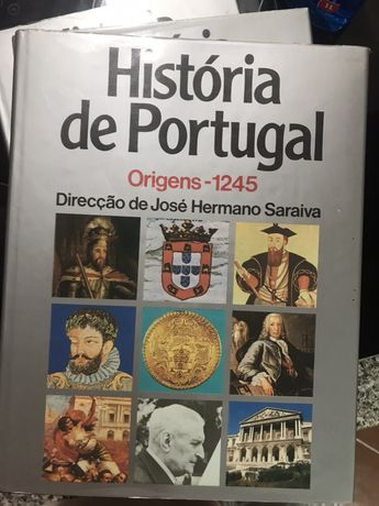 História de Portugal - José Hermano Saraiva
