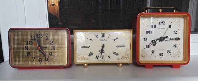 Продам б/у часы - будильники