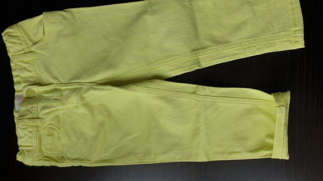 Spodnie dziecięce jeans Cool Club Smyk 80