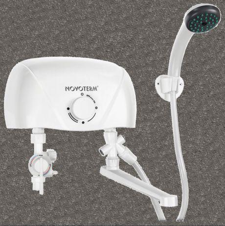 OBI Ogrzewacz przepływowy natrysk + umywalka FAT 5,5 kW