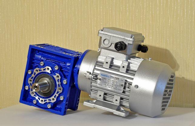 Червячный мотор-редуктор NMRV, CMRV, RDVG, вариатор, электродвигатель