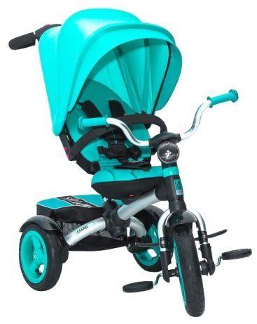 Продам трёхколёсный велосипед VIP Toys Lux, Icon 8