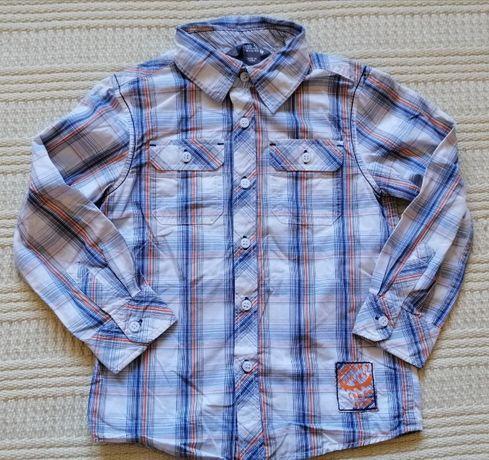 Super koszula H&M rozm. 110, na ok. 4-5 lat