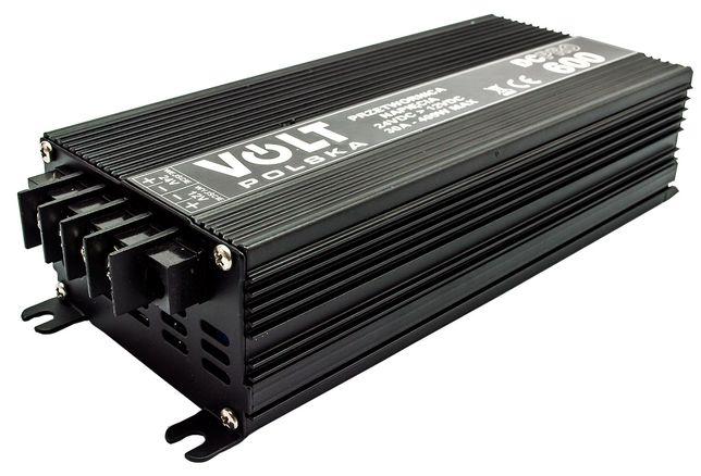 Reduktor napięcia 24/12v przetwornica prądu 600W [PRZ55]