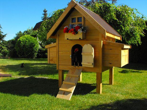 Kurnik - domek dla kur - wysyłka