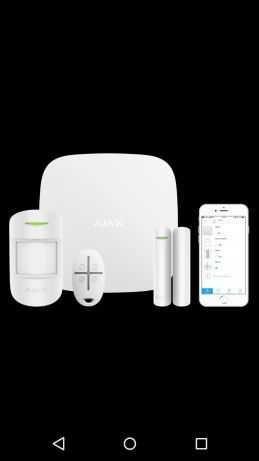 AJAX, Аякс, starter kit. Беспроводная сигнализация.