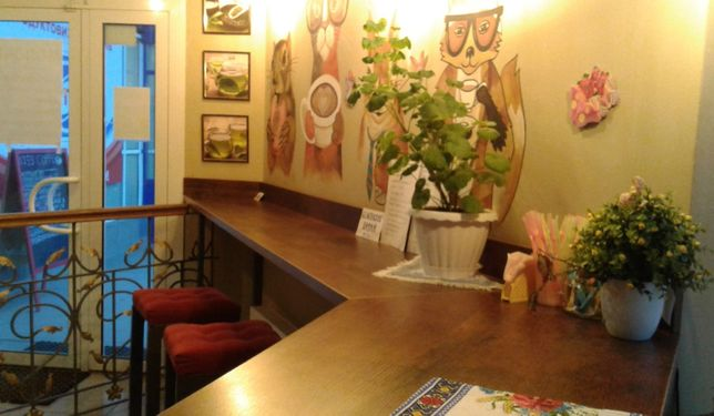 Продам помещение под кофейню или любой другой бизнес на Леваде