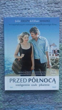 """NOWY film DVD """"Przed północą"""" zafoliowany"""