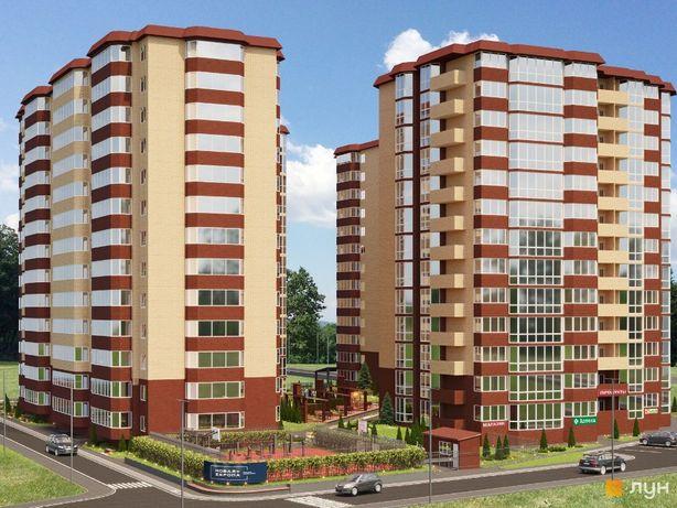 Квартира с евроремонтом в суворовском районе 33,5 м2