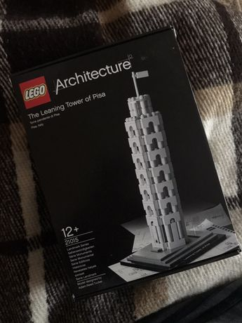 Lego Architecture Tower of Pisa Пизанская башня, 21015