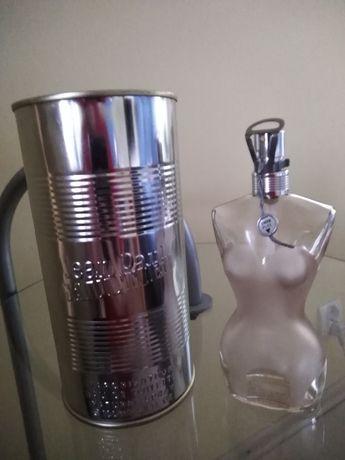 Flakon puszka opakowanie po perfumach perfumy Jean Paul Gaultier 100ml