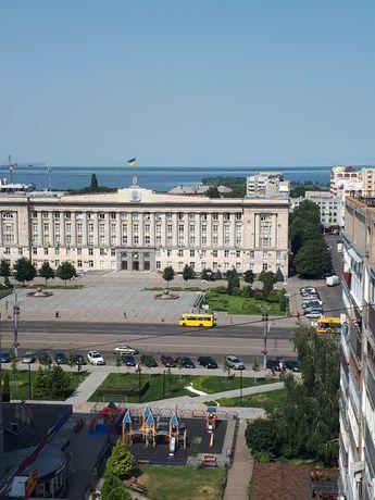 Квартира за Вашим смакои. Центр . Вид на Дніпро. Переуступка прав