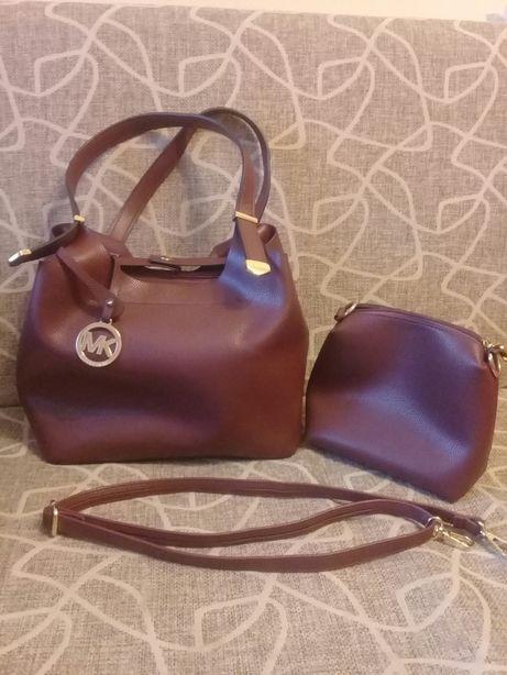Сумка женская ( комплект из двух сумок
