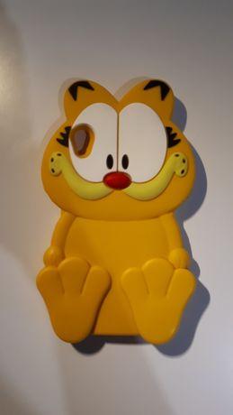 Etui silikonowe case Garfield Sony Xperia M4 +folia