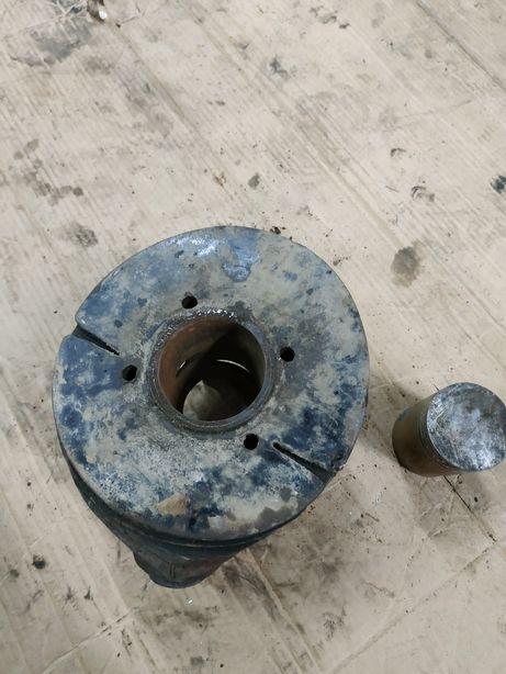 Cylinder, tłok Jawa typ 450