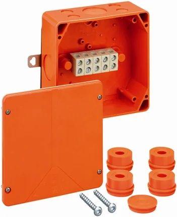 Огнестойкая распределительная коробка Spelsberg WKE 3 - 6x10², Р30/Р60