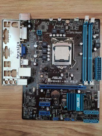Материнская плата Asus P8H61-MX R2.0 (Socket 1155)
