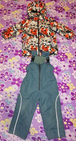 Комбенизон зимний ''без торга''.штаны и курточка