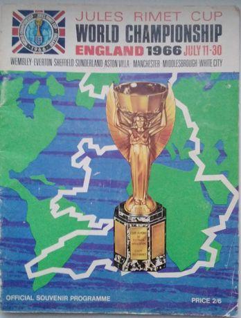 Чемпионат мира по футболу 1966