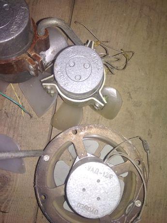 Електродвигатель  УАД 12