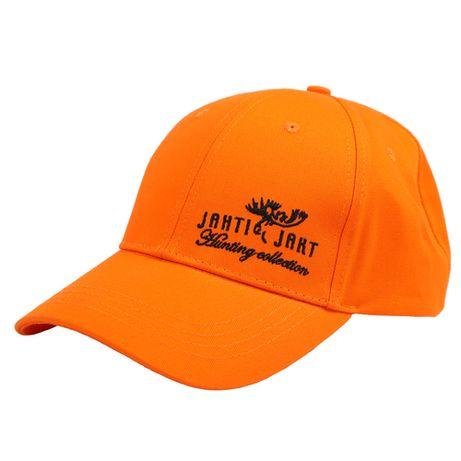 Оранжевая кепка Jahti Jakt (Финляндия)