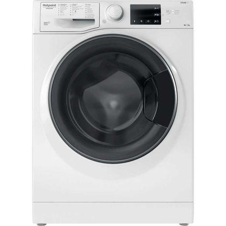 máquina de lavar e secar roupa  Hotpoint