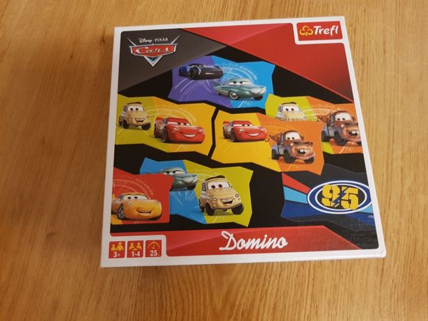 Domino Trefl Cars Auta