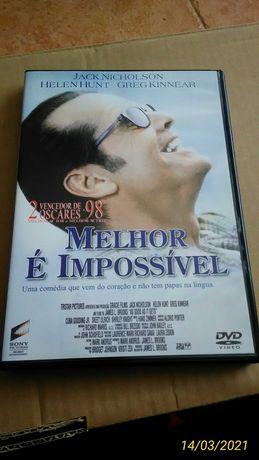 Dvd Melhor É Impossível Filme Jack Nicholson Hunt Kinnear As Good as