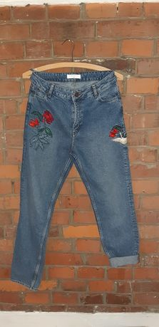 SANDRO jeans mom fit boyfriend rozm.L 40