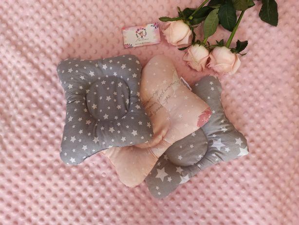"""Подушка """" бабочка"""" для новорожденных"""