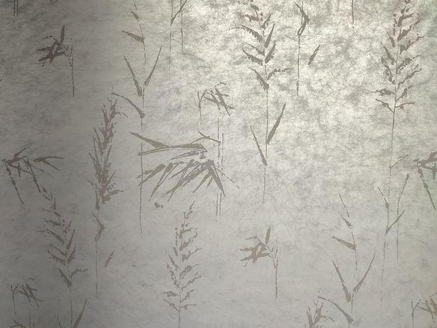 Papirus nowa duża nowoczesna roleta materiałowa