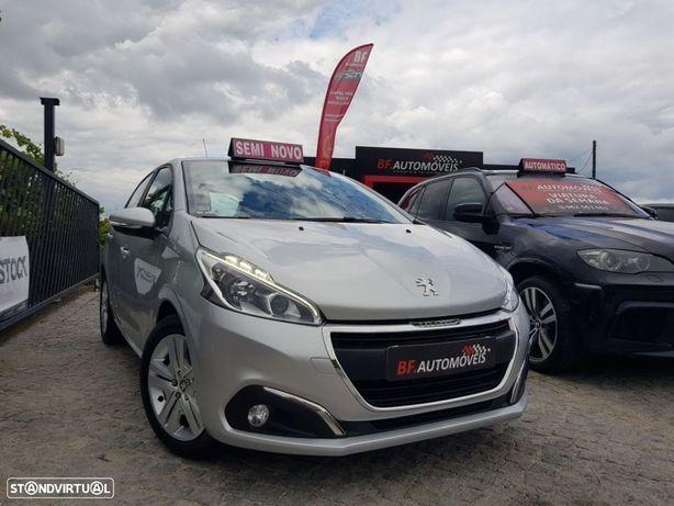 Peugeot 208 1.5 BlueHDi Allure