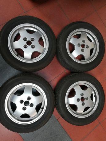 """Jantes 14"""" + pneus novos"""