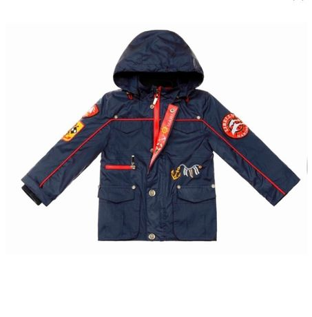 Демисезонная куртка+ветровка+бомбер ТМ LIBELLULE размер 92